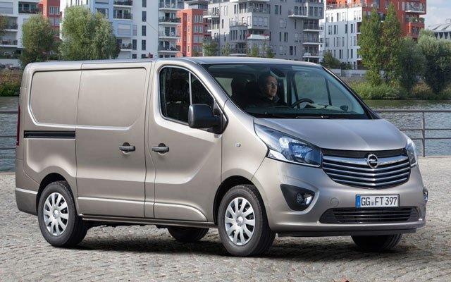 Opel Vivaro_frente