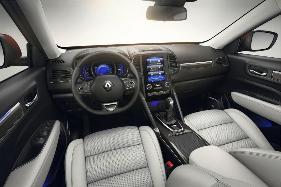 Renault Koleos 2017 003