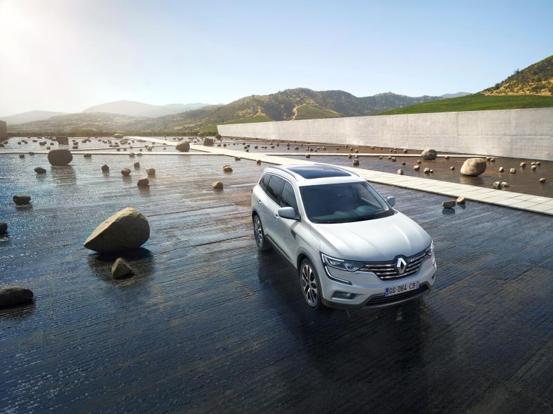 Renault Koleos 2017 013