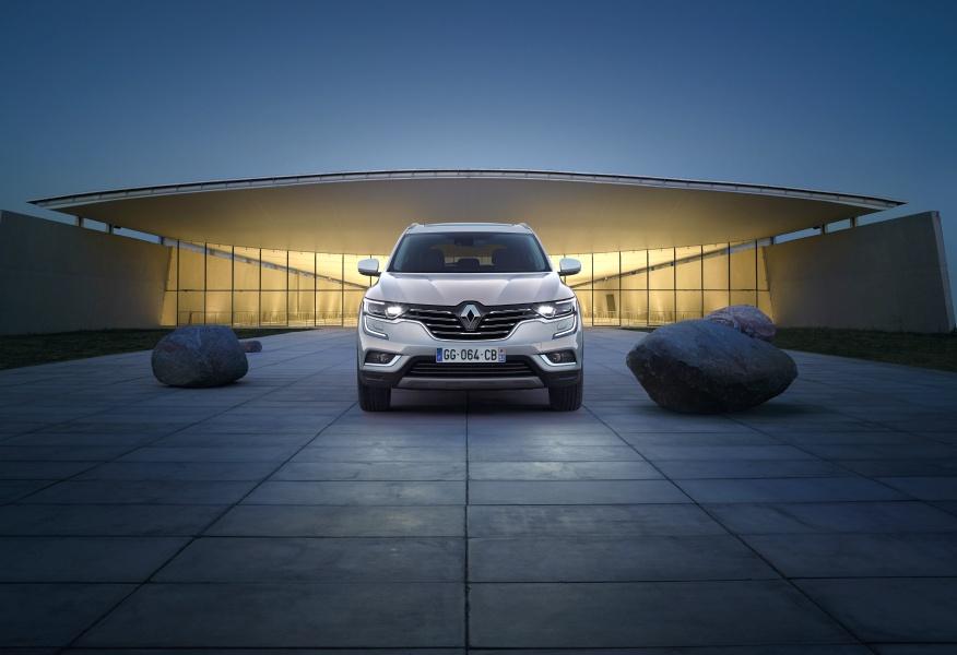 Renault Koleos 2017 014