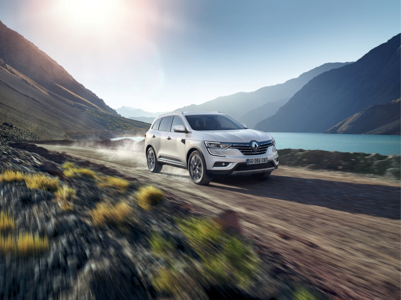 Renault Koleos 2017 016