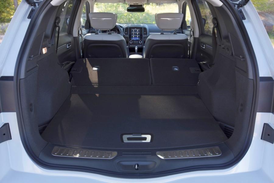 Renault Koleos 2017 056
