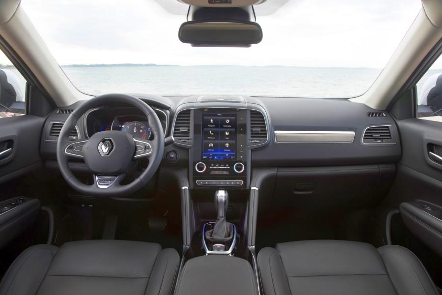 Renault Koleos 2017 059