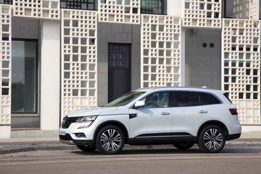 Renault Koleos 2017 069