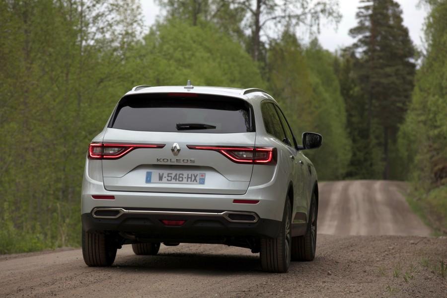 Renault Koleos 2017 073