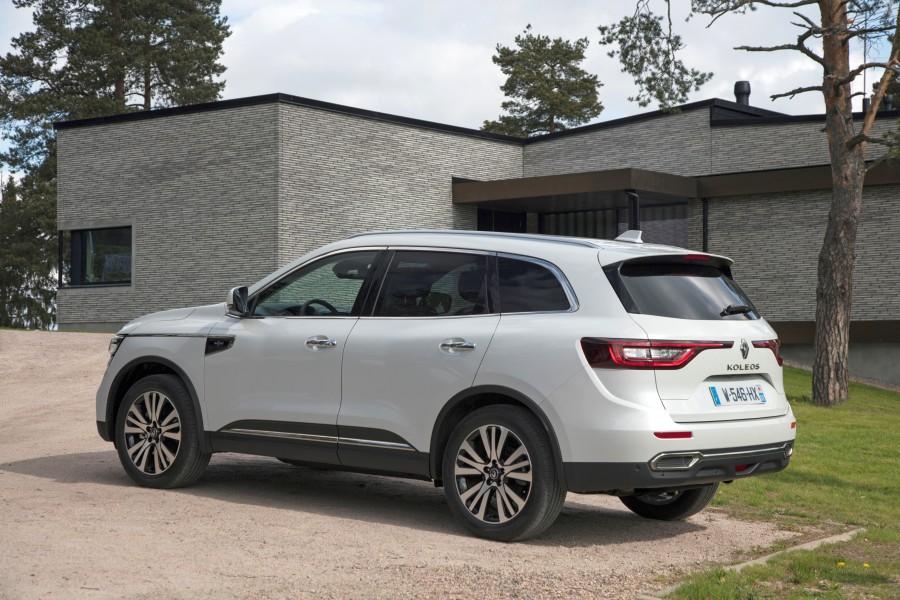 Renault Koleos 2017 080