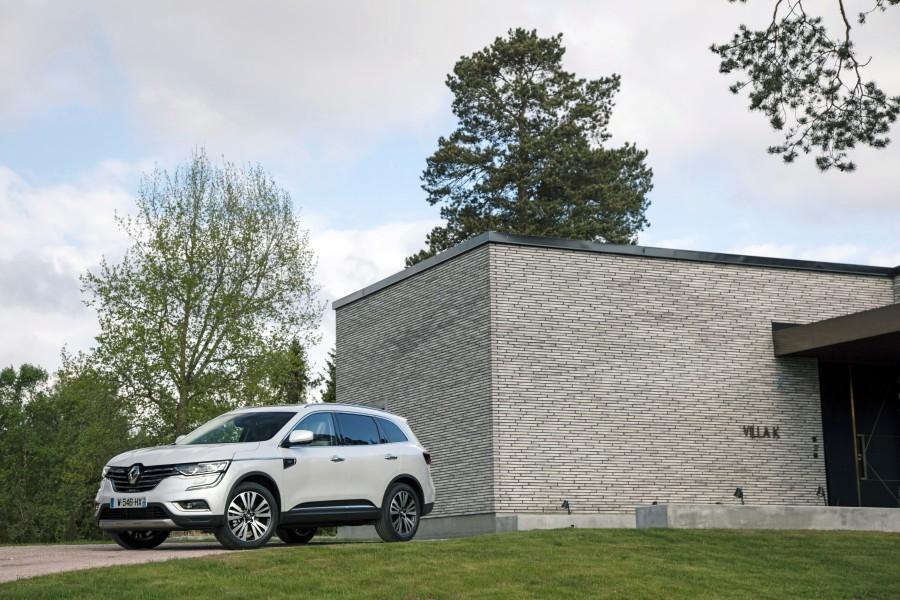 Renault Koleos 2017 083
