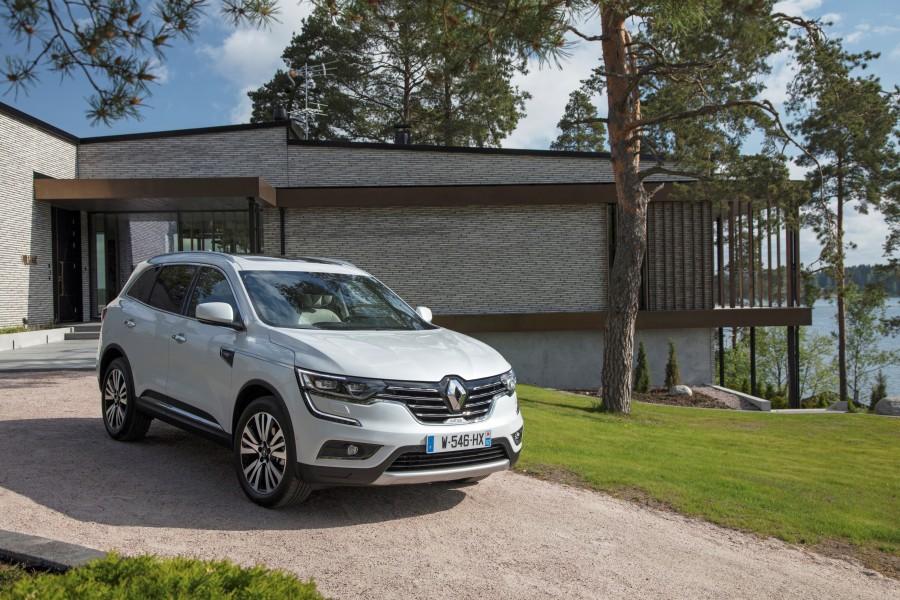 Renault Koleos 2017 085