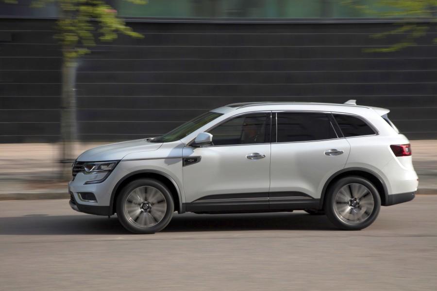 Renault Koleos 2017 086