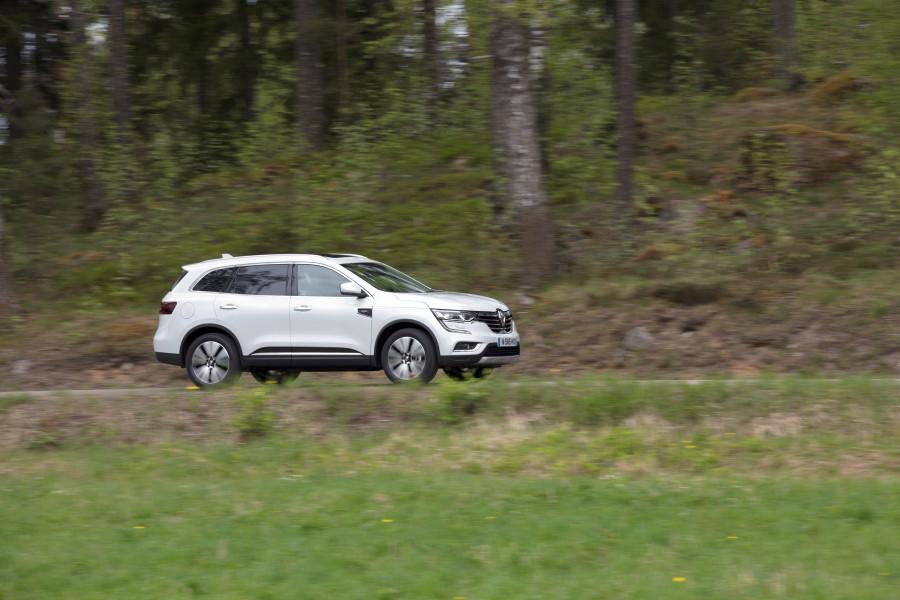 Renault Koleos 2017 091