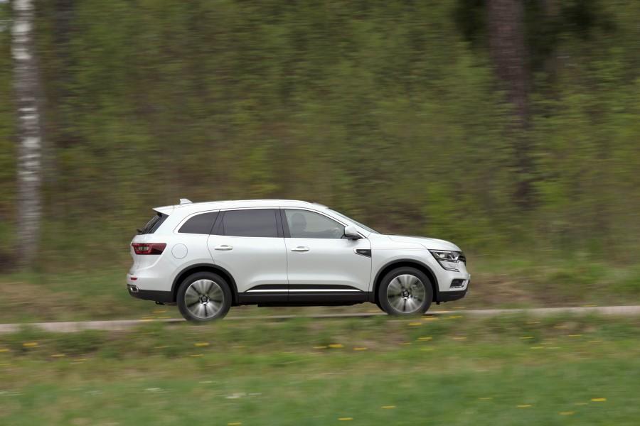 Renault Koleos 2017 092