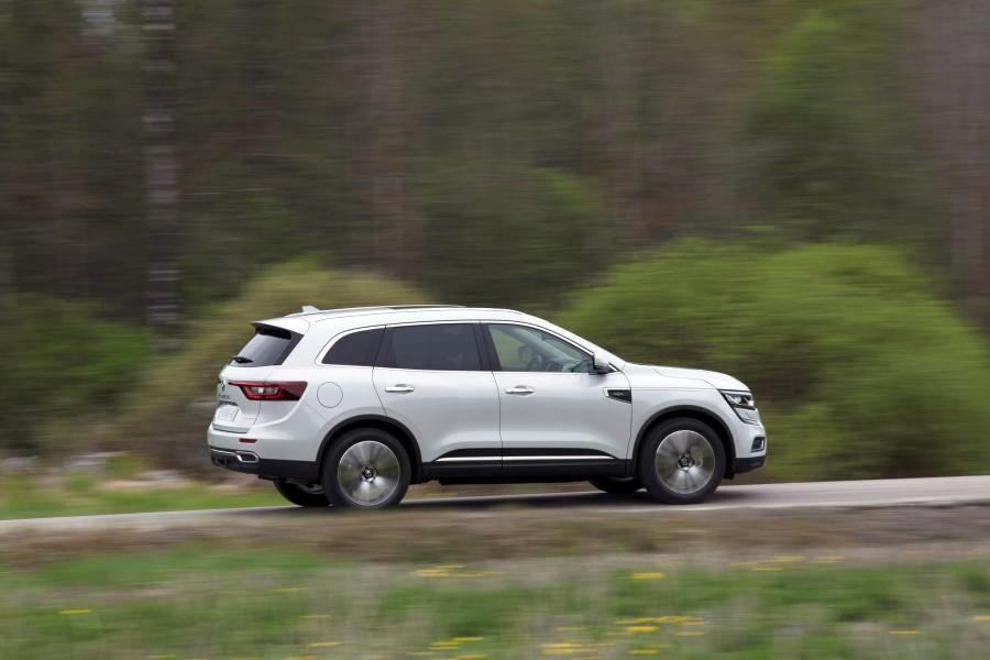 Renault Koleos 2017 093