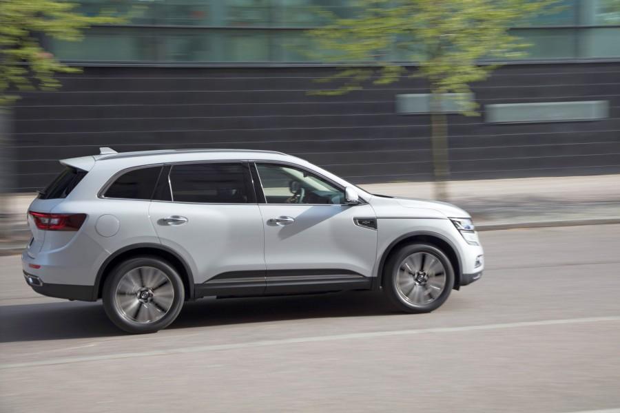 Renault Koleos 2017 094