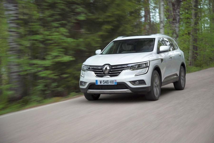 Renault Koleos 2017 099