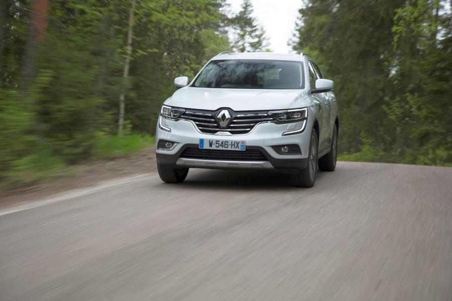 Renault Koleos 2017 100