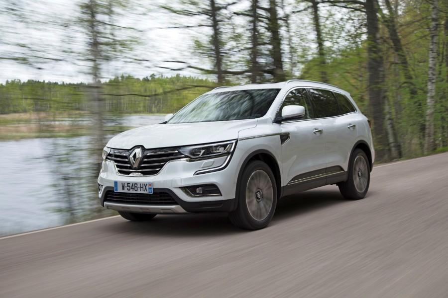 Renault Koleos 2017 102