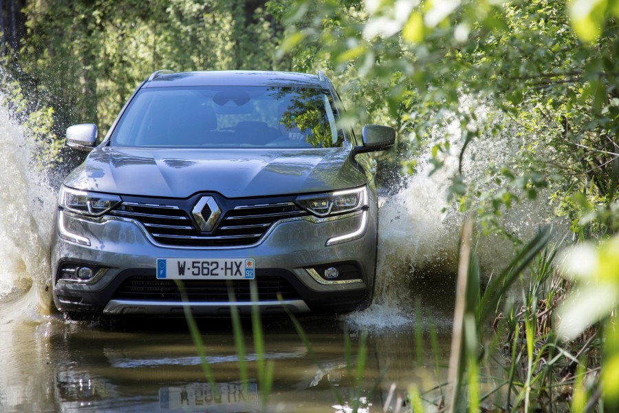 Renault Koleos 2017 104
