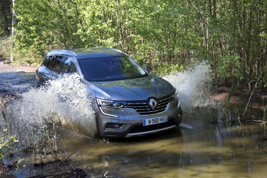 Renault Koleos 2017 106