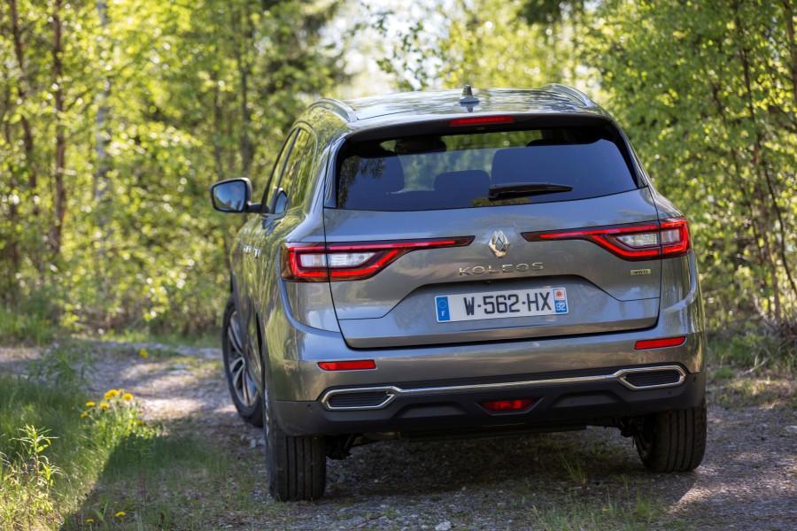 Renault Koleos 2017 110