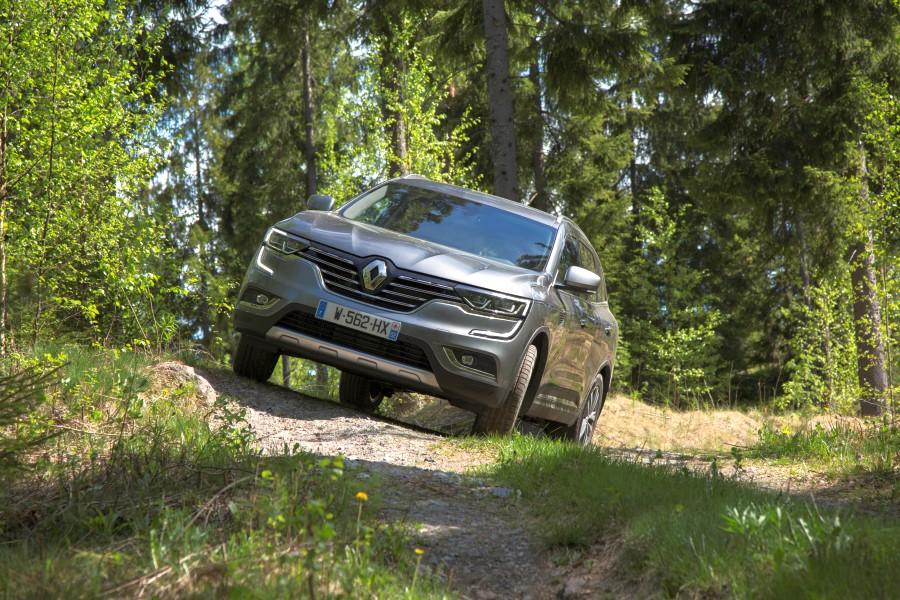 Renault Koleos 2017 114