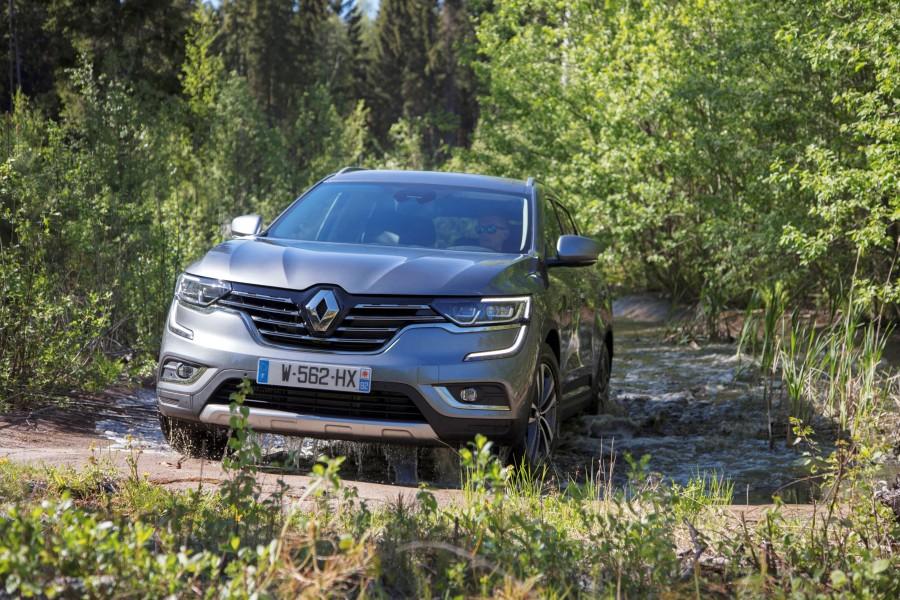 Renault Koleos 2017 115