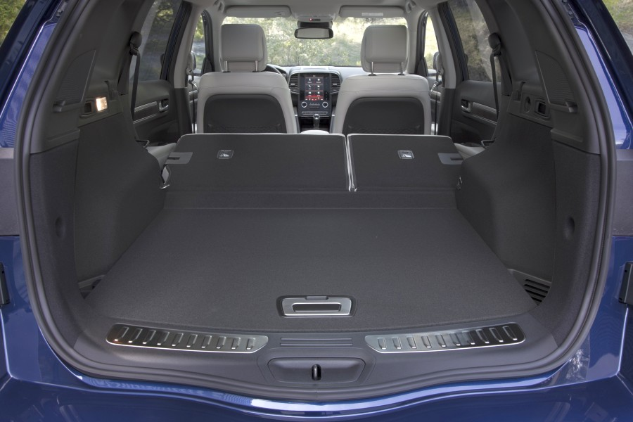 Renault Koleos 2017 122
