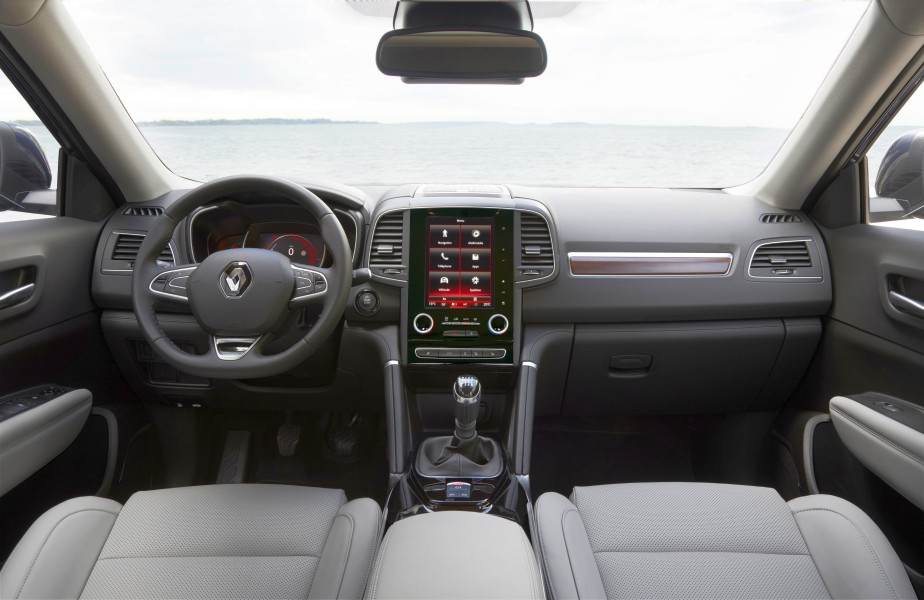 Renault Koleos 2017 129