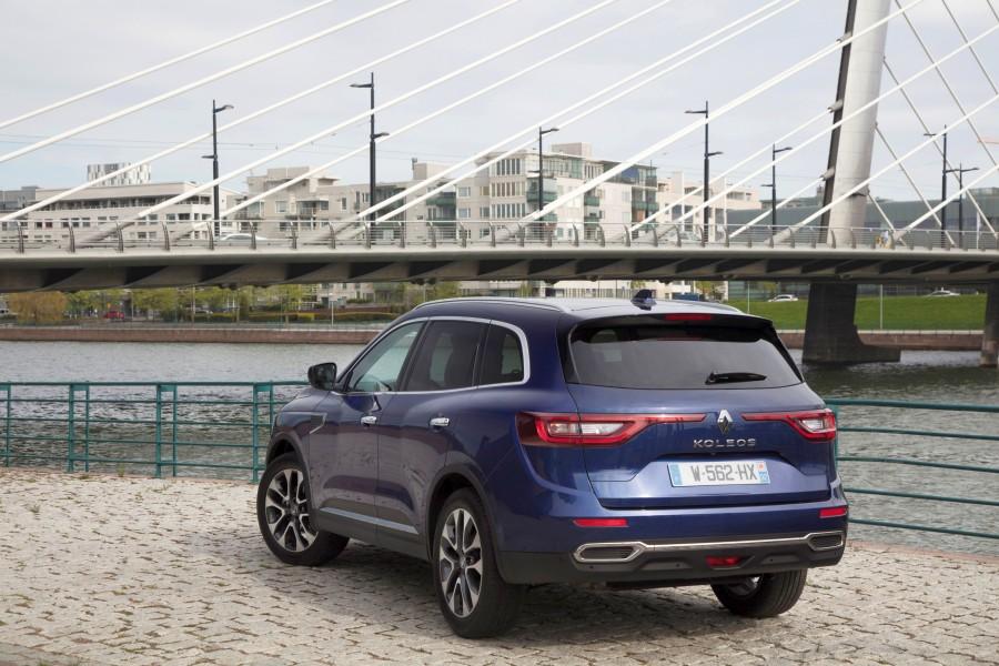 Renault Koleos 2017 136