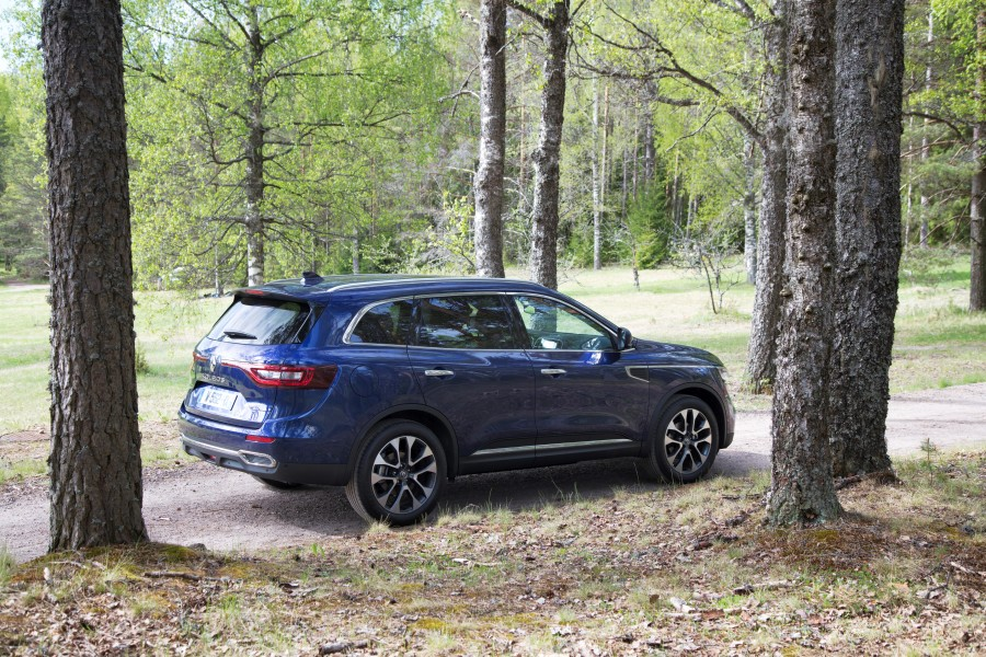 Renault Koleos 2017 140