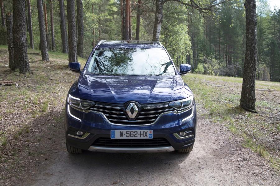 Renault Koleos 2017 141