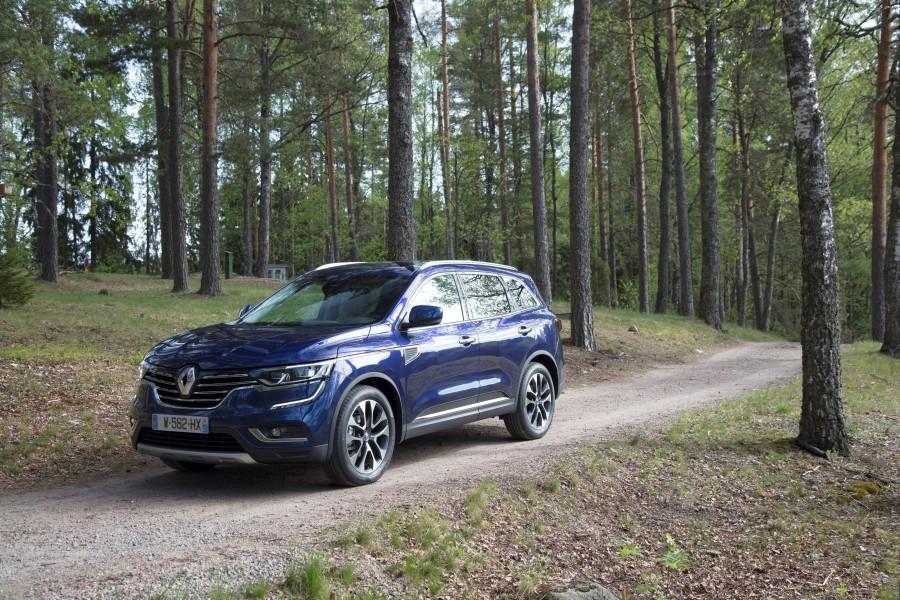 Renault Koleos 2017 142