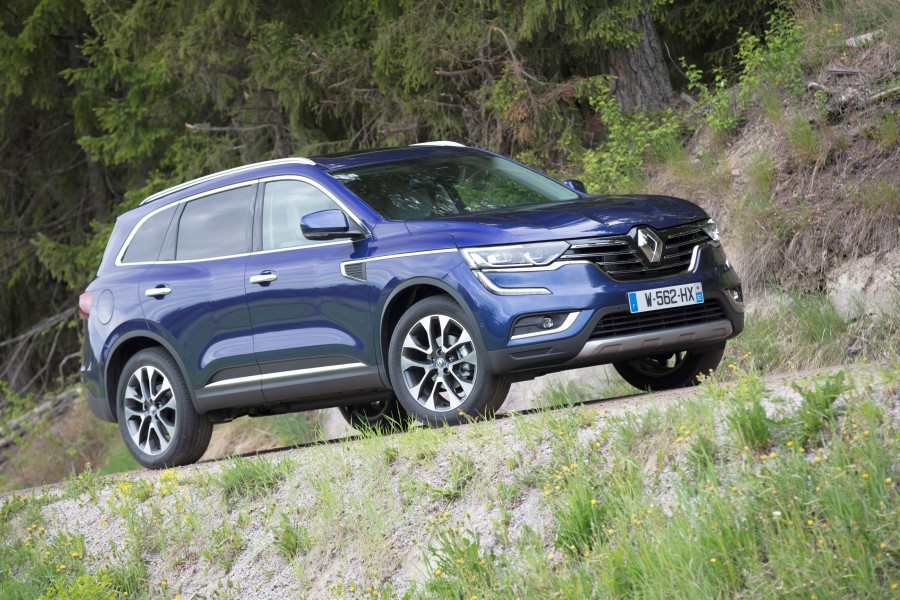Renault Koleos 2017 146