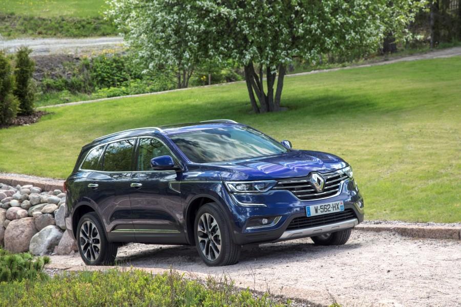 Renault Koleos 2017 150