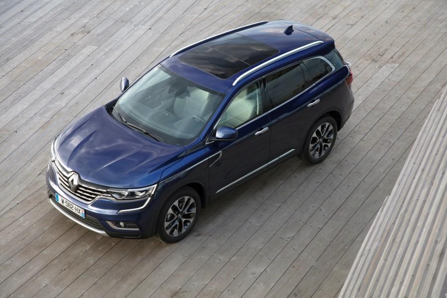 Renault Koleos 2017 152