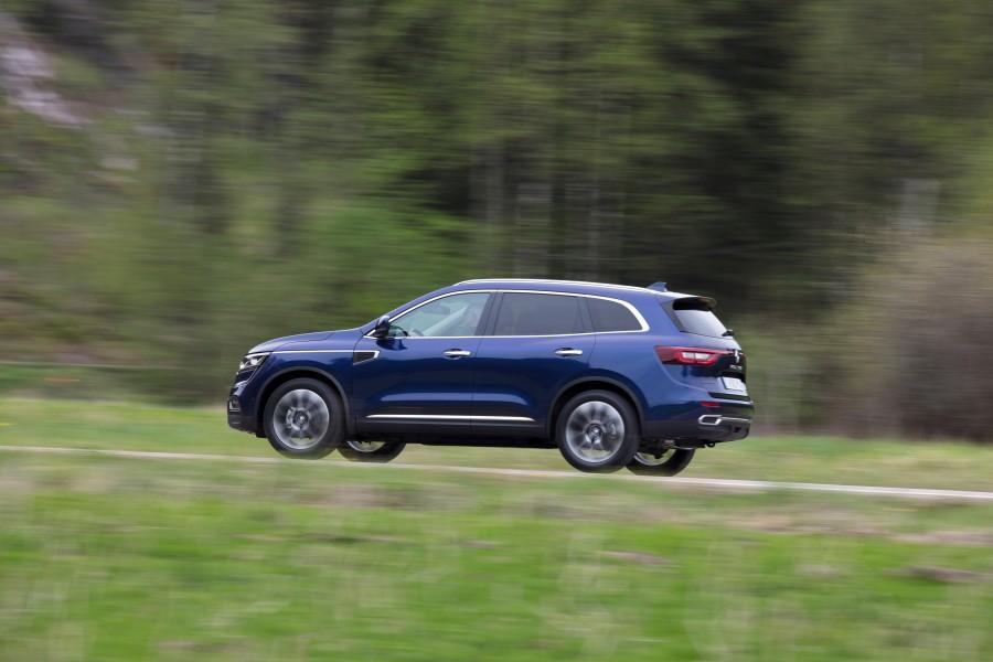 Renault Koleos 2017 164
