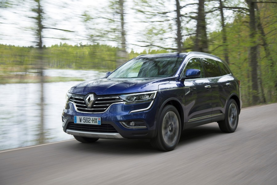 Renault Koleos 2017 166