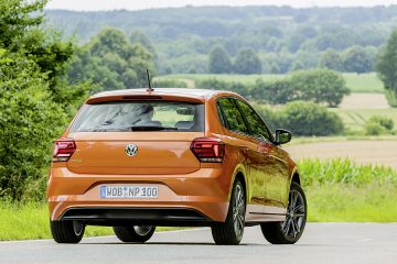 Volkswagen Polo MY 2018  características e preços para Portugal (c ... d3f0dfd124d50