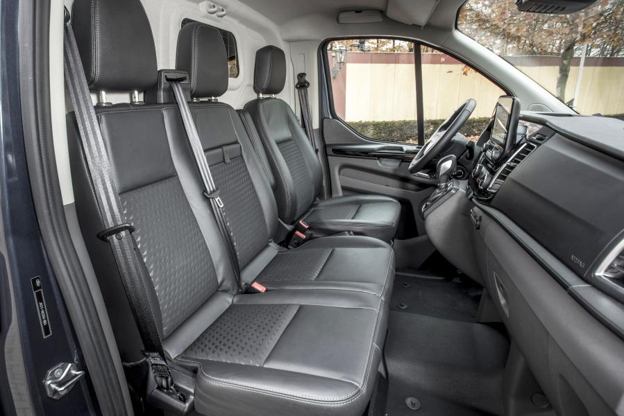 Ford Transit Custom 2018 06
