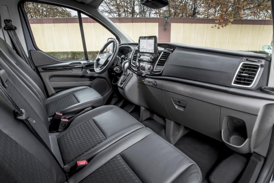Ford Transit Custom 2018 07