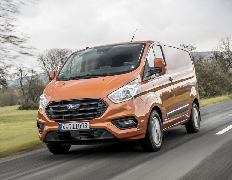 Ford Transit Custom 2018 09