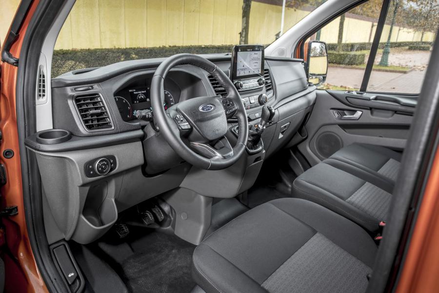 Ford Transit Custom 2018 13