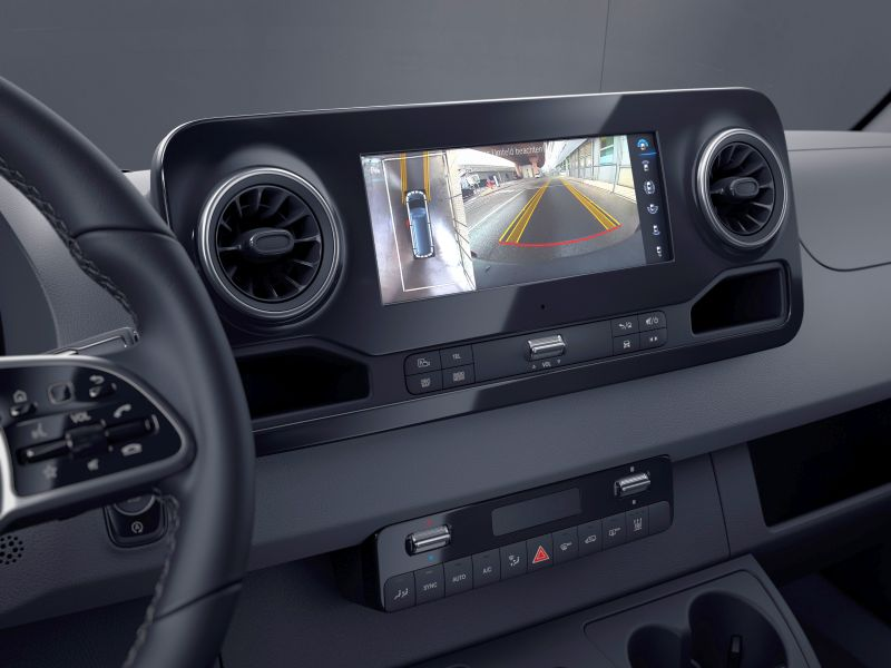 Mercedes-Benz Sprinter 2018 102