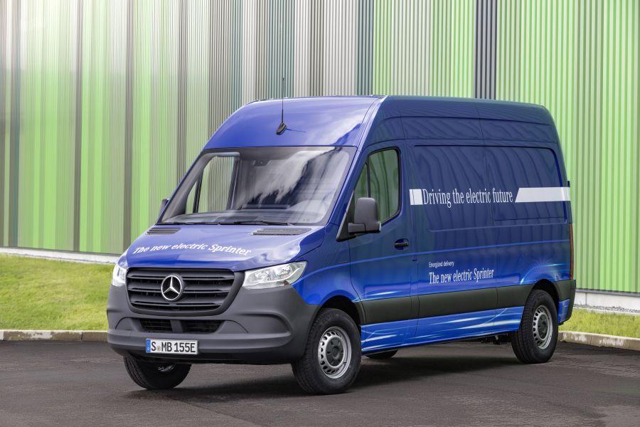 Weltpremiere Mercedes-Benz Sprinter, Duisburg 2018 // World prem