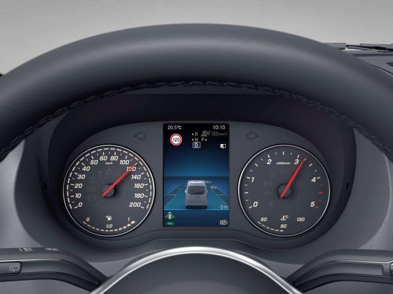 Mercedes-Benz Sprinter 2018 86