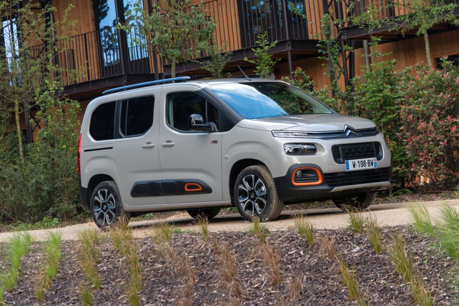 Citroen Berlingo multispace 2019 02