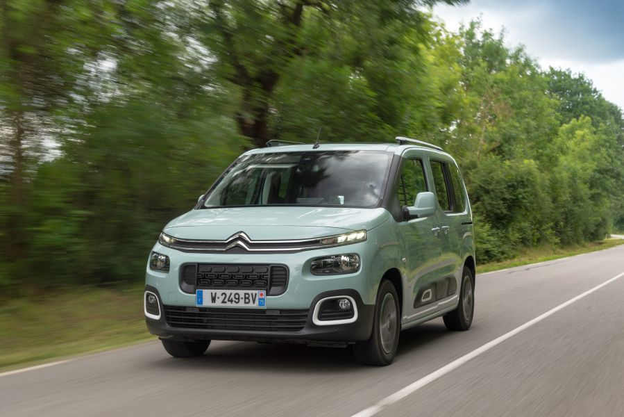 Citroen Berlingo multispace 2019 10