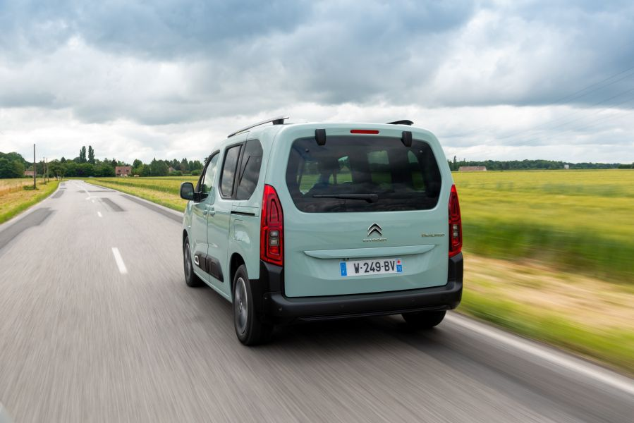Citroen Berlingo multispace 2019 15