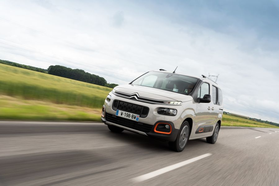 Citroen Berlingo multispace 2019 17