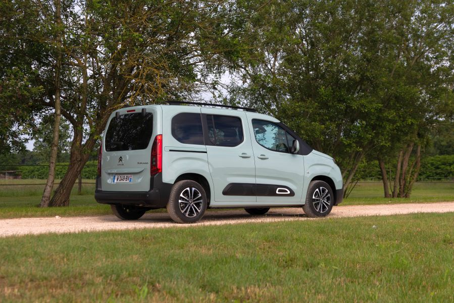 Citroen Berlingo multispace 2019 44