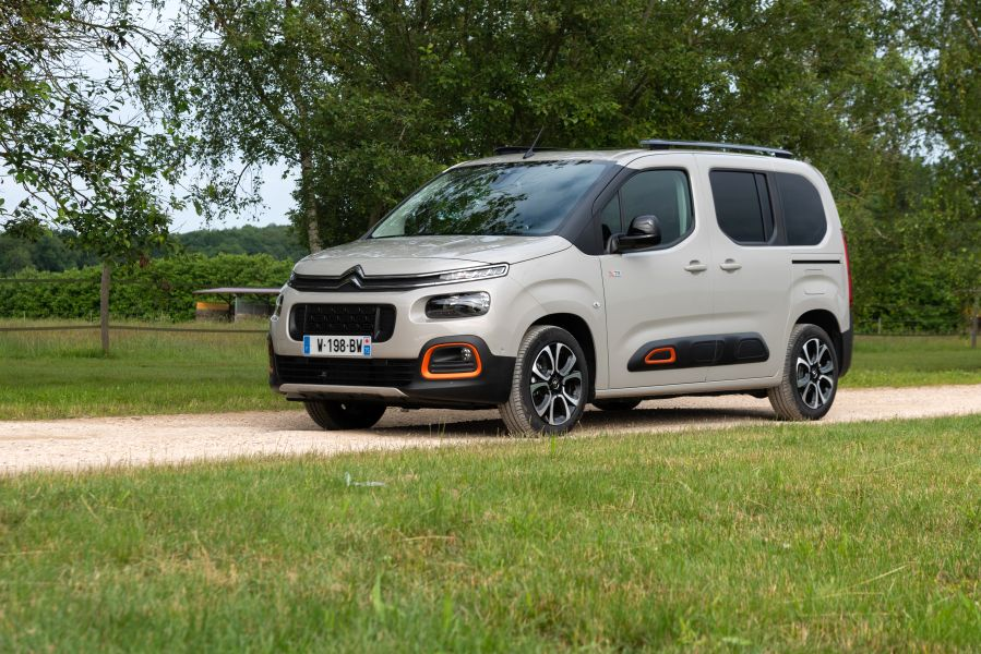 Citroen Berlingo multispace 2019 52